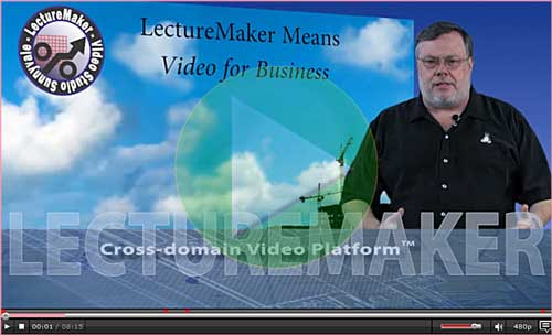 Cross Domain Video Platform