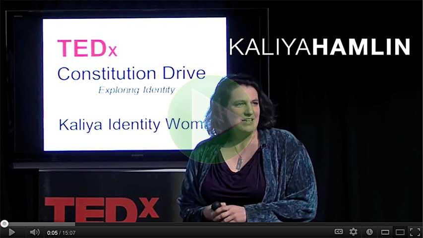 "TEDx Constitution Drive – Lectures on ""Identity"""